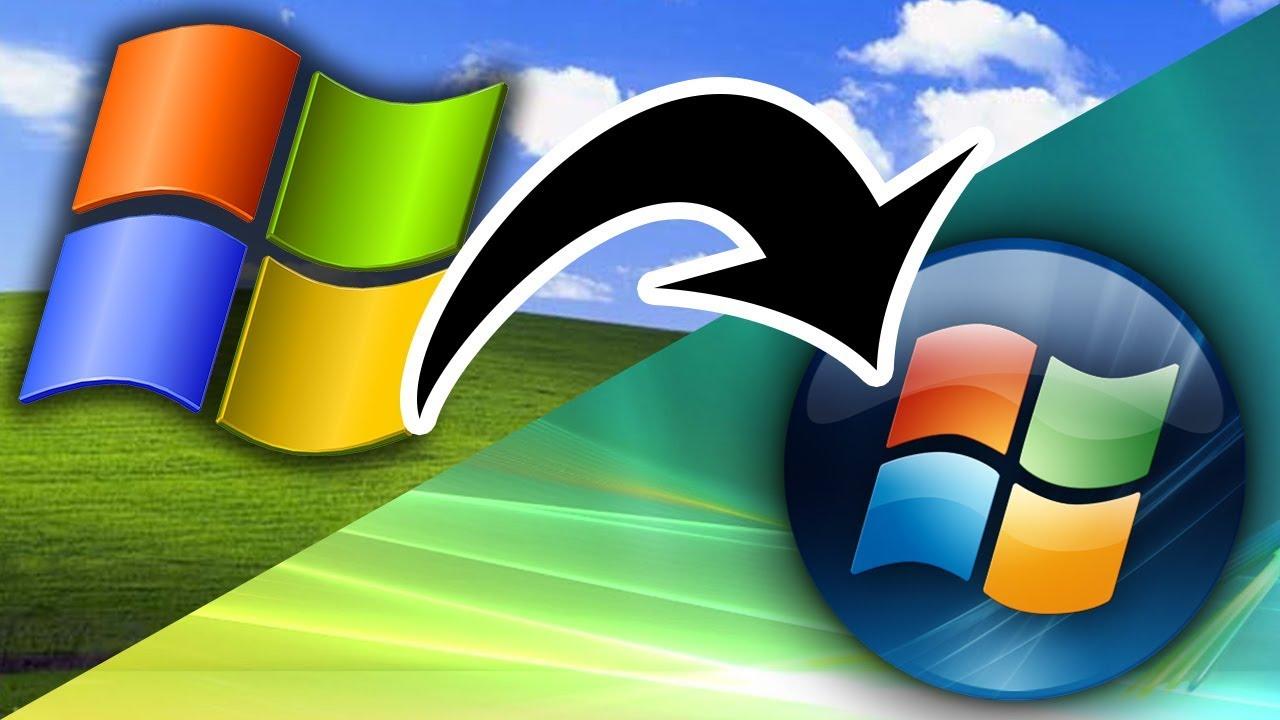 Make Windows XP Look Like Windows Vista