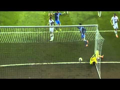 Roman Zozulya Goal vs Tottenham ~ Tottenham vs Dnipro 0-1 ~ (Europa League) HD