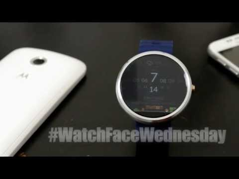Watch Face Wednesday: Watch Face - Minimal & Elegant - Little Worlds