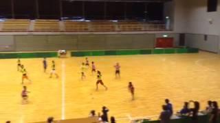 2015/7/25ハンドボール練習試合