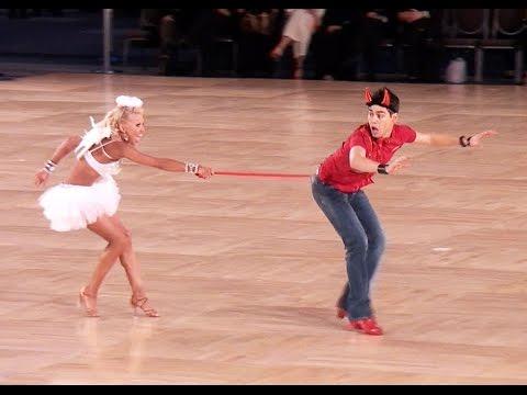 2013 Ohio Star Ball - Nazar Norov and Irina Kudryashova - Swing Showdance