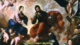 Francisco Guerrero - Ave Virgo Sanctissima