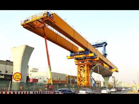 RIYADH Metro how to fix bridge
