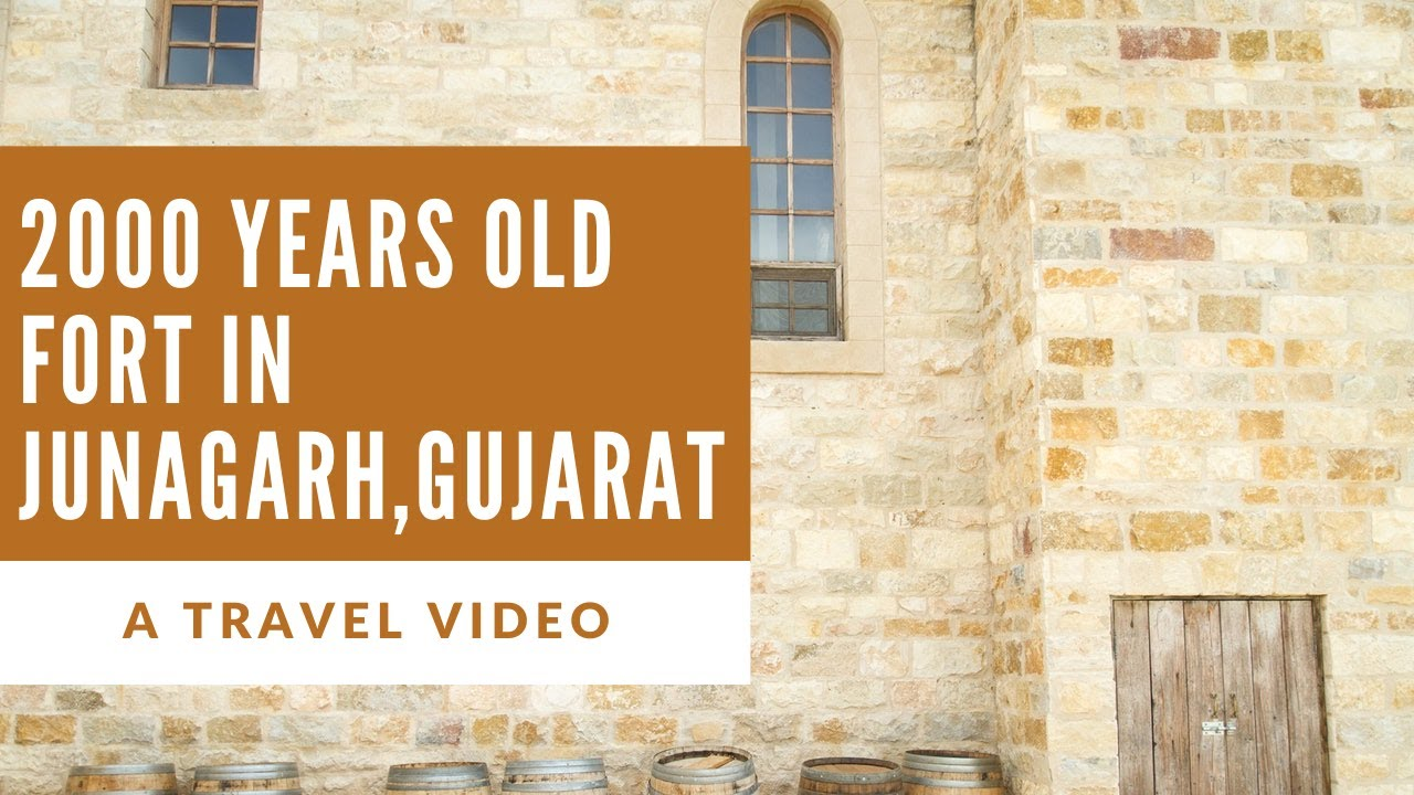 The spooky uparkot fort junagadh gujarat - The Spooky Uparkot Fort Junagadh Gujarat 3