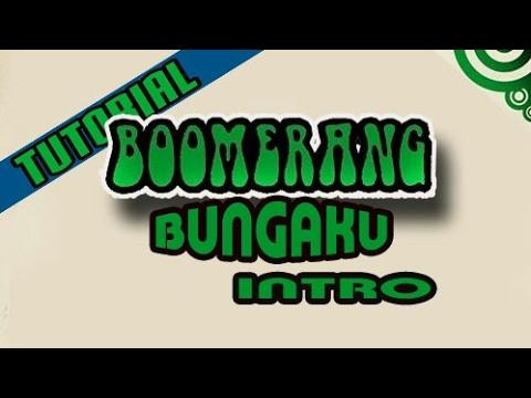 Belajar Intro BOOMERANG - Bungaku || guitar Lesson - YouTube