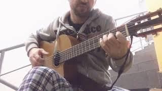 Испанские мотивы на Гитаре