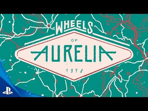 Wheels of Aurelia - Launch Trailer | PS4