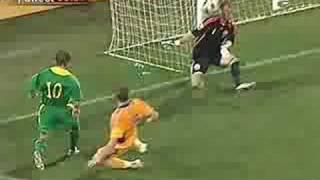 Romania - Lituania (al treilea gol)