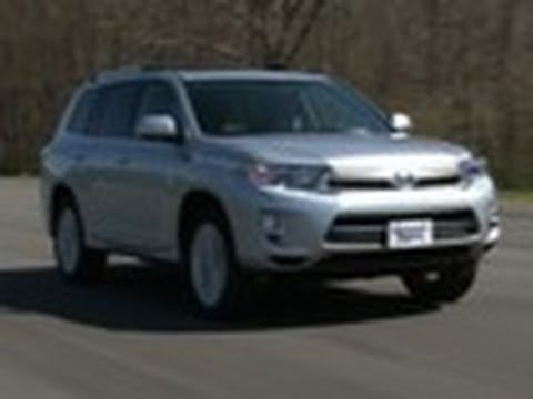 2011 2013 Toyota Highlander Review | Consumer Reports   YouTube
