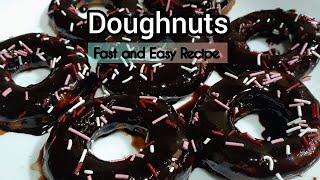 Doughnuts  Donuts easy recipes by Tehreem