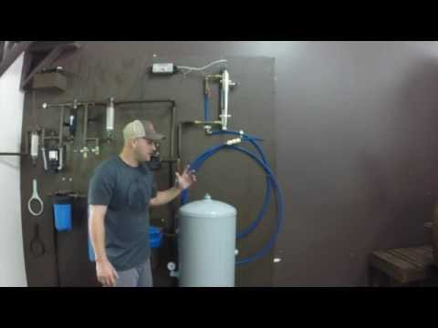 How to Filter and Purify Rainwater - Small Commercial System