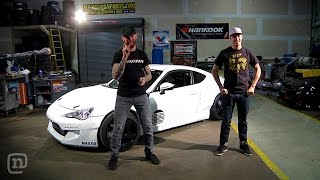 Drift Car Cooling System Builds & Suspension Upgrades: Drift Garage Ep. 203