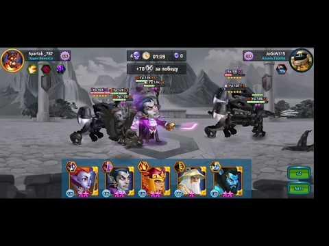 Battle Arena Heroes Adventure: Турнир, какие риликвии и персонажей использовать.