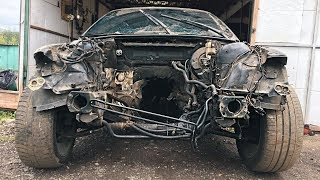 1 МЛН за BMW из NFS. Продать? Вырвали ДВИГАТЕЛЬ / Масленников