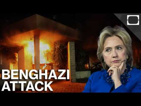 Benghazi Vs. General Patton