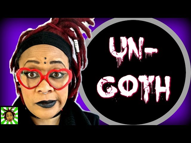 My 10 Ungoth Confessions   Gothic SoulFlower