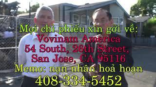 San Jose bị sốc trước tin 3 người Việt chết thảm trong hoả hoạn