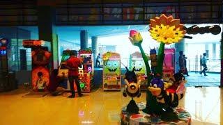 Fun Time Zone In SRMT Mall Kakinada