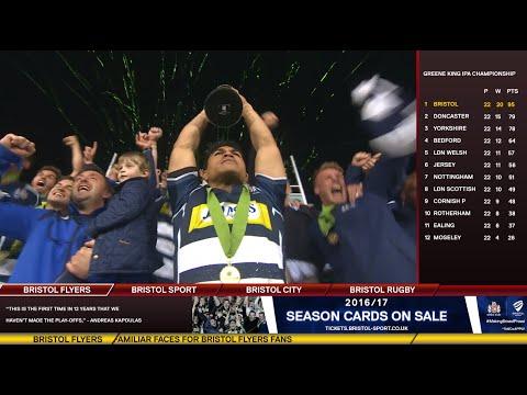 Bristol Sport TV - Bristol Rugby Promotion Special