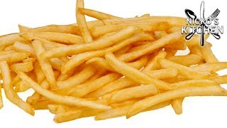 Repeat youtube video McDonalds French Fries - Homemade