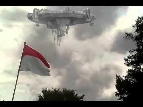 UFO @airport Halim