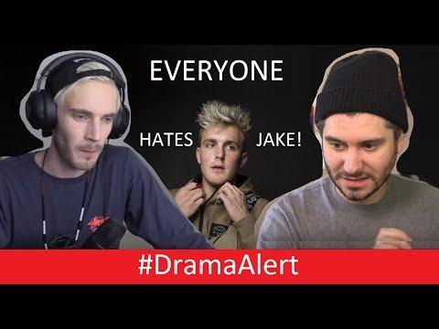 PewDiePie , H3H3 & RiceGum vs Jake Paul! #DramaAlert Laci Green & Chris Ray Gun in LOVE!
