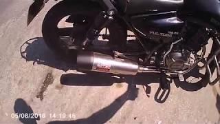 Mondial Vulture 150 Mr Egzoz-Avcrom Motorsiklet Egzoz tasarımı