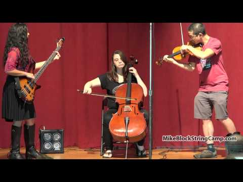 """Astrakan Café"" - ""Two Strings And An Amp"" (MBSC 2014)"