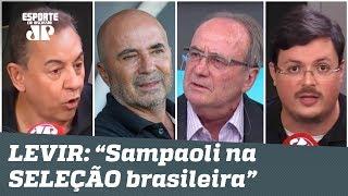 """""""Isso é INVEJA!"""" Levir Culpi IRONIZA Sampaoli e é CRITICADO!"""