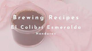 El Colibri Esmeralda (Honduras) video