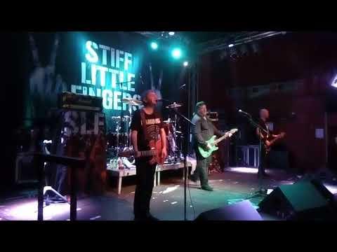STIFF LITTLE FINGERS - Tin Soldier - Live 2018