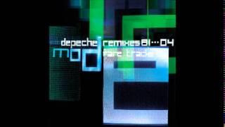 9 Depeche Mode Barrel Of a Gun (Underworld Hard Mix) Remixes 81  04