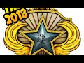 Getting 2018 service medal
