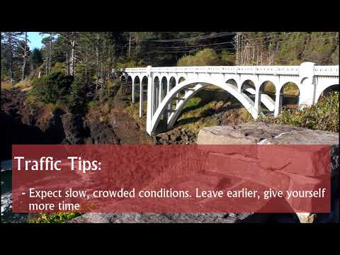 Oregon Coast Labor Day Travel Advice: Traffic, Lodging, Weather, Finding Deserted Beaches