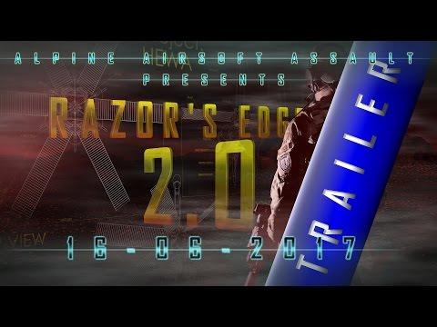 Razor's Edge 2 Full trailer 1080p