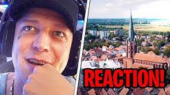 """Buxtehude von oben!😱 REAKTION auf """"So schön ist OBEN INNA SÜD"""" ❘ MontanaBlack Reaktion"""