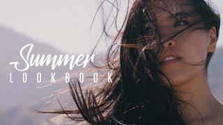 SUMMER LOOKBOOK 2018 | 4K