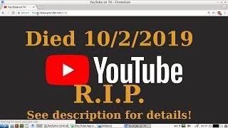 Youtube Tv App On Any Pc Youtube