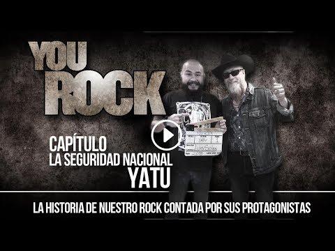 Programa YouRock Yatu de La Seguridad Nacional entrevista Luis Soles