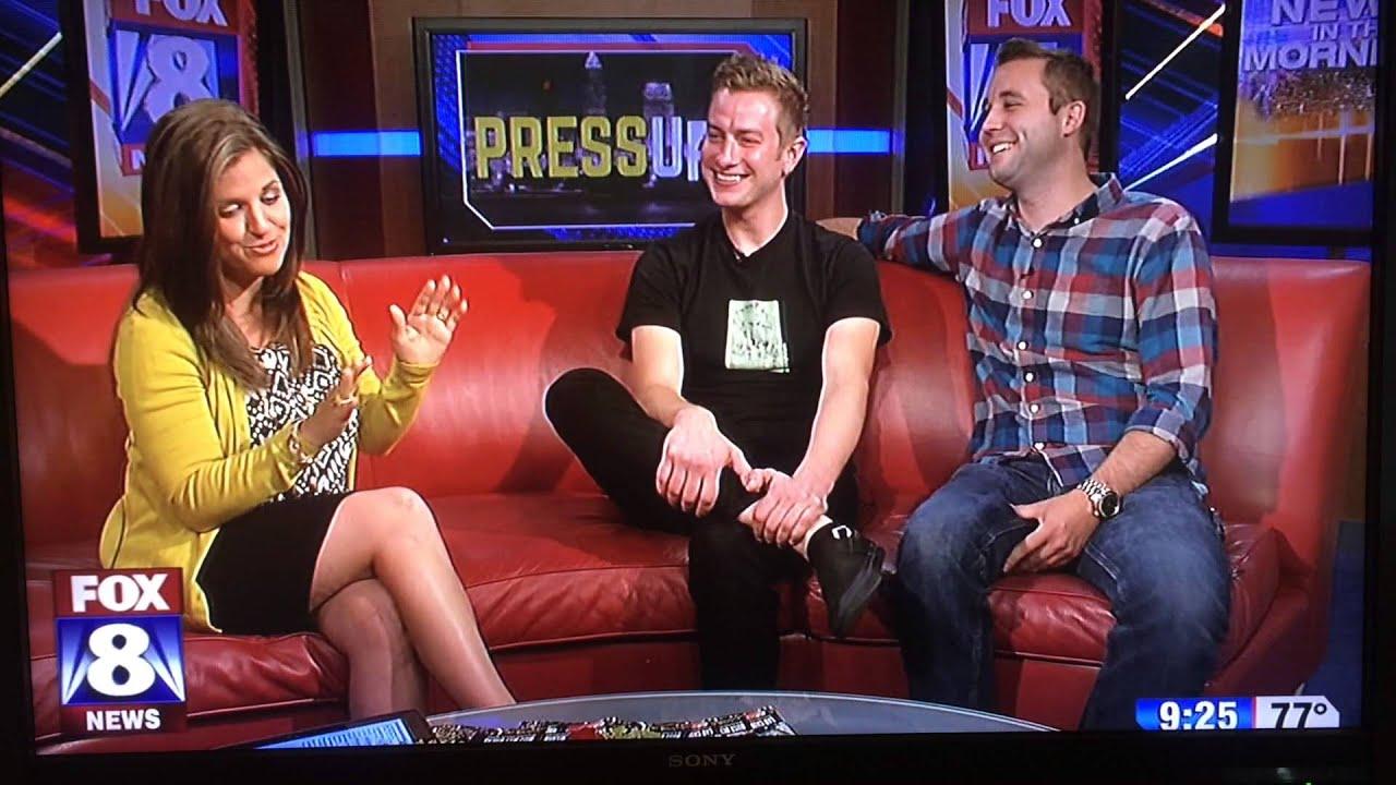 Pressure Life Magazine - Fox 8 News Cleveland