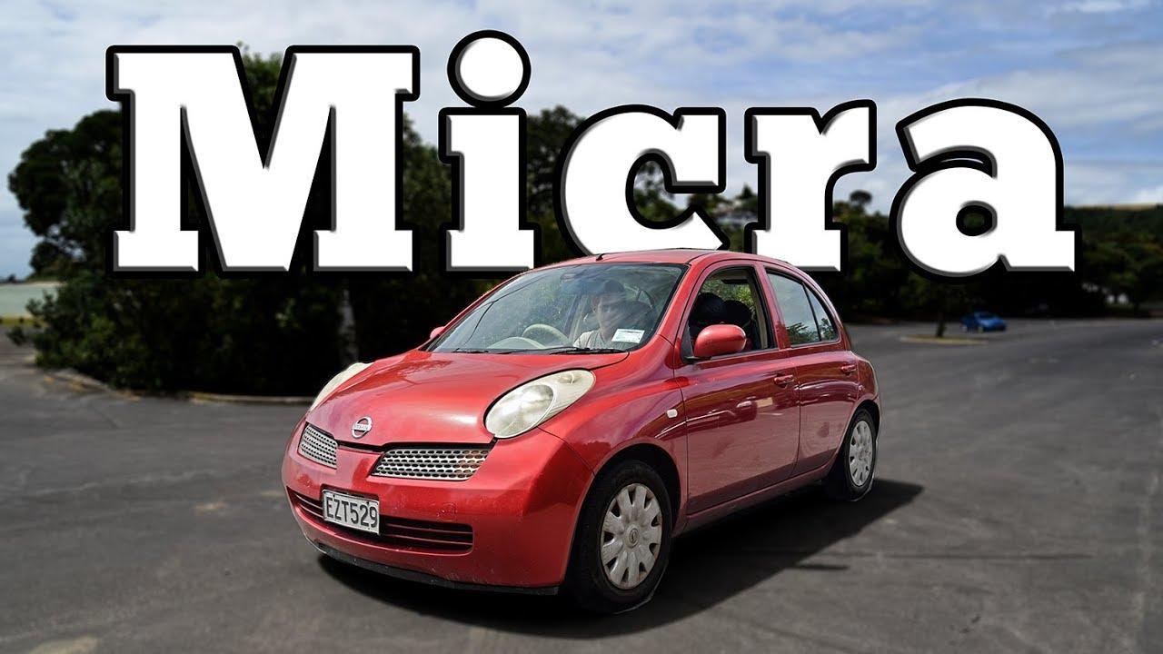2004 Nissan Micra Regular Car Reviews