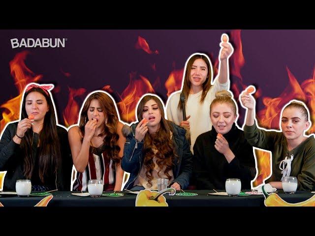 YouTubers Mujeres VS Los Chiles más picantes del mundo