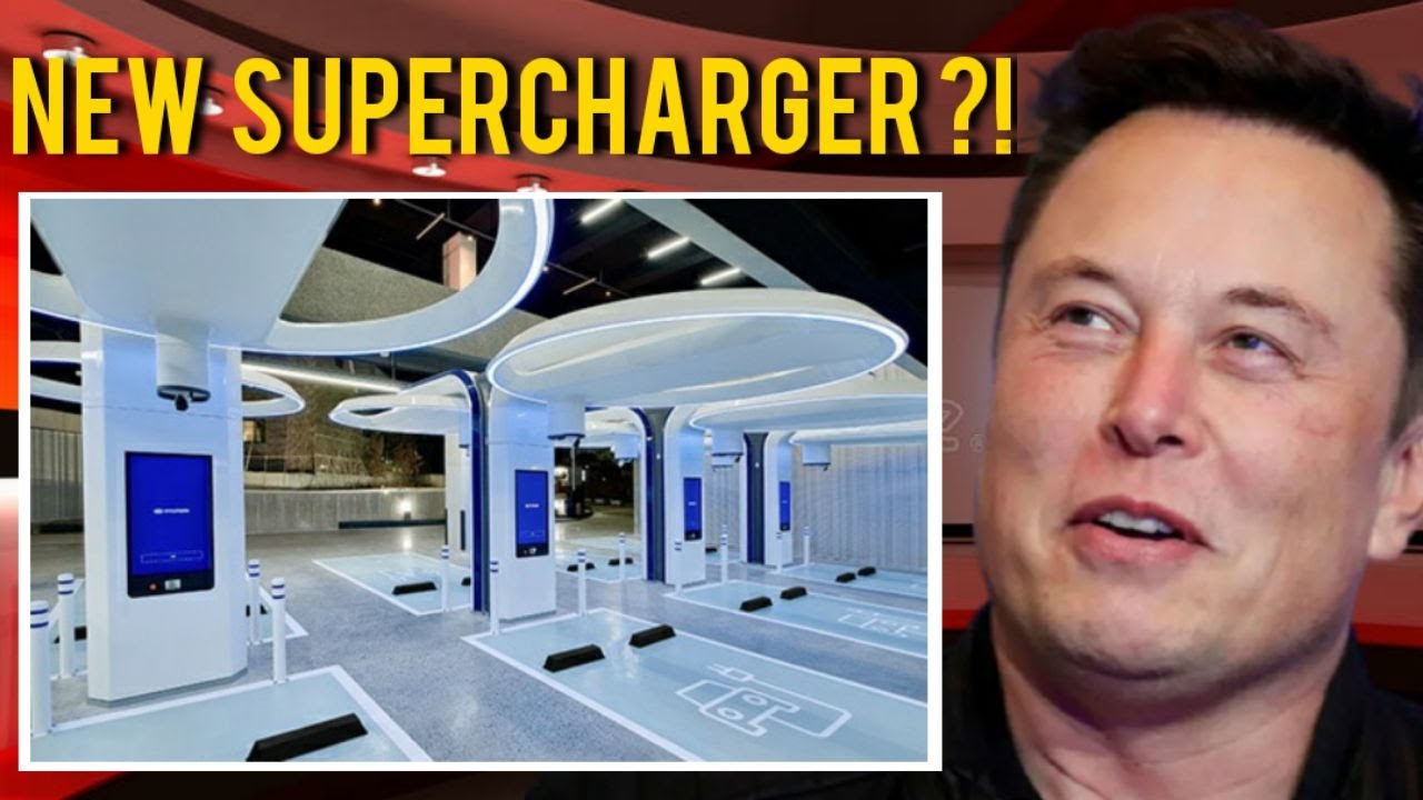 GREAT NEWS!!! Elon Musk Isn't Joking About New Tesla Supercharger!