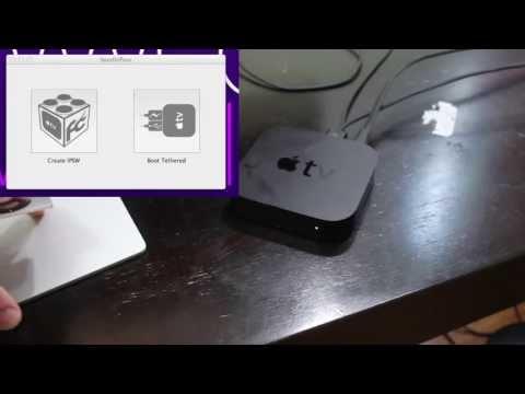 How to jailbreak apple tv 2 ios 7.1.2