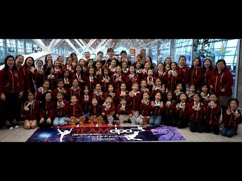 2017 TEAMdpa 19th CSTD Asia Pacific Dance Competition - KL