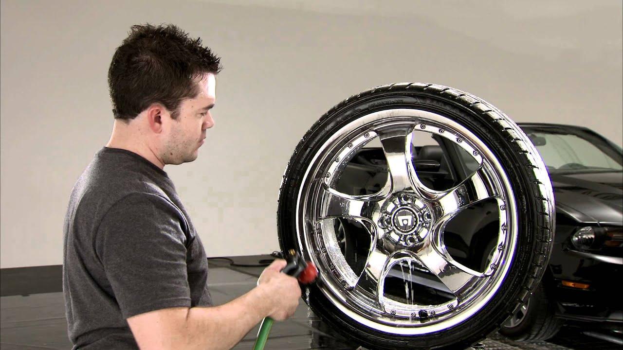 Best Chrome Wheel Cleaner