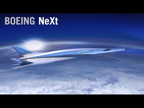 How Boeing Envisions the Future of Transportation – AINtv
