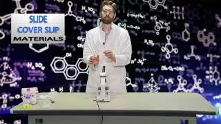 Ciencia en Fuego - Microscope