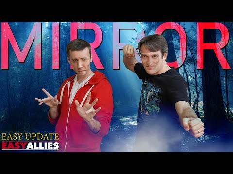 Bosman and Jones Roleplay as Each Other in Mirror! - Easy Update
