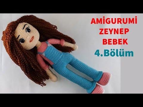 Amigurumi Şirin Bebek Yapılışı | Ayıcık, Amigurumi, Amigurumi ... | 360x480